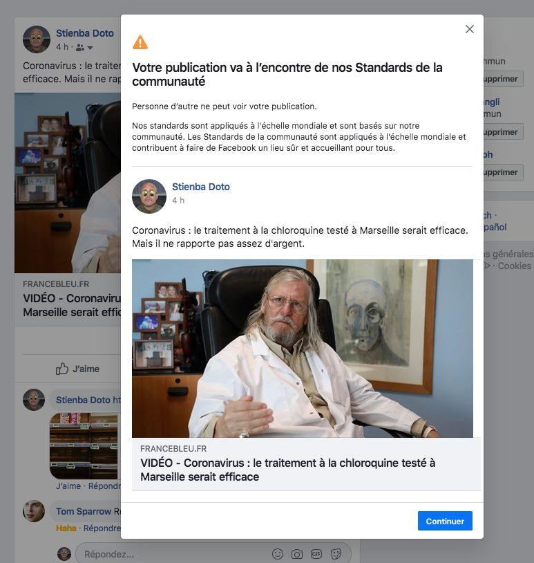 Chloroquine/IHU–Méditerranée Infection: itw du Pr Éric Chabrière, collaborateur du Pr Didier Raoult: «Je ne comprends pas ces polémiques, ces tergiversations…»