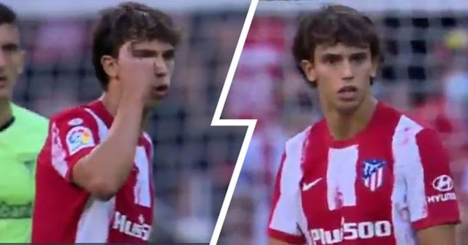 Joao Felix set for 4-12 games ban for making remark towards referee