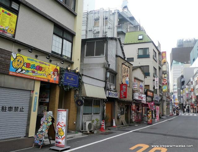 qué ver en Ikebukuro Tokio