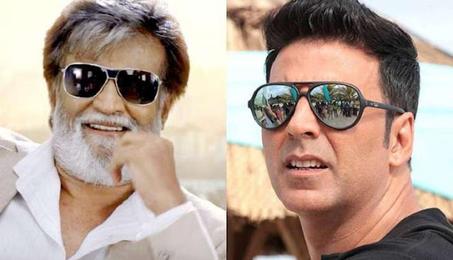 Akshay Kumar and Rajinikanth have played the role of the main protagonist - Mythgyaan