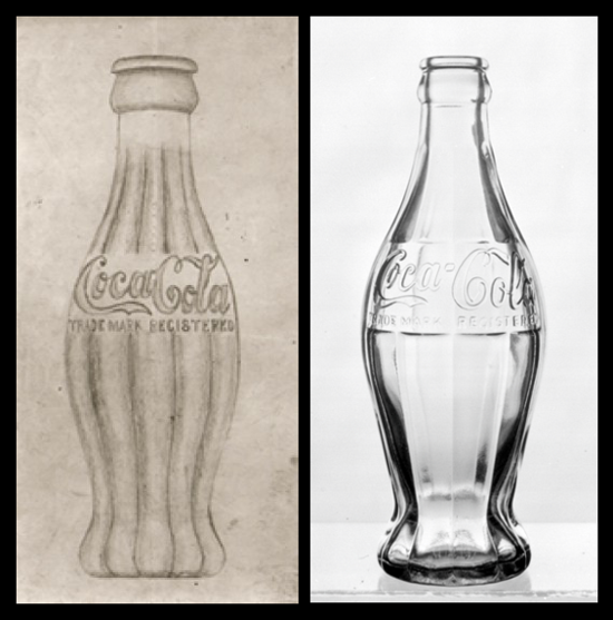 Coke Bottle prototype