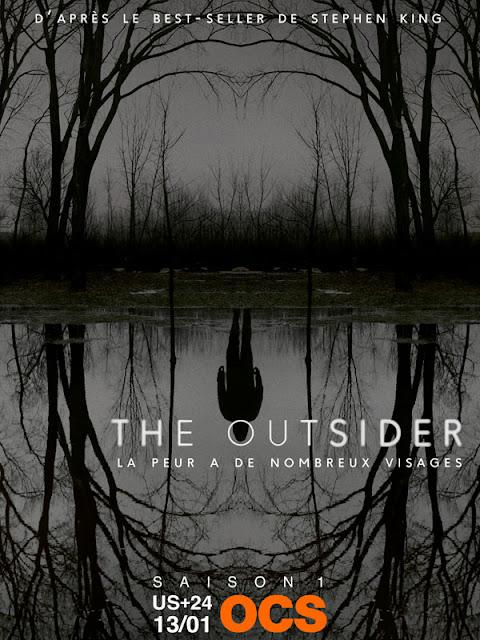 Série TV The Outsider L'Agenda Mensuel - Janvier 2020