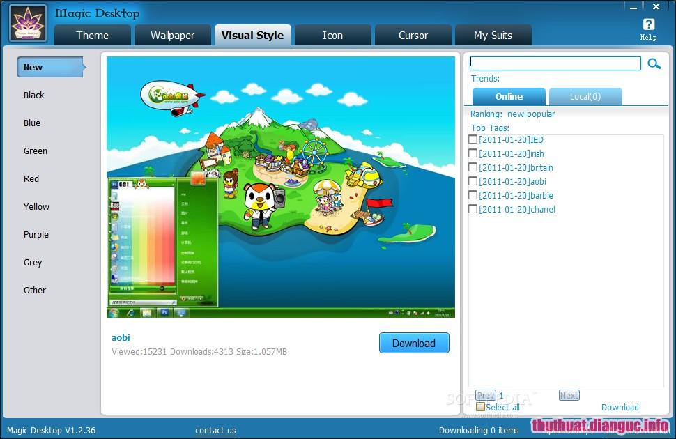 Download Magic Desktop 9.5.0.213 Full Cr@ck