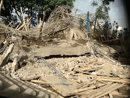 Zaria building collapse