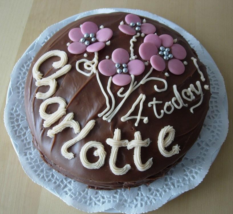 Boxoftrix Happy Birthday Charlotte