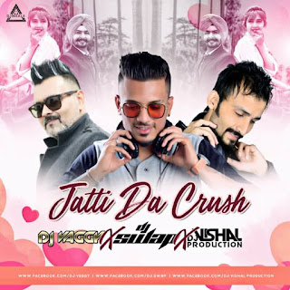 JATTI DA CRUSH - REMIX - DJ VAGGY X DJ SWAP X DJ VISHAL PRODUCTION