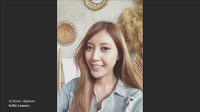 Hasil Kamera Samsung A12 Selfie 1