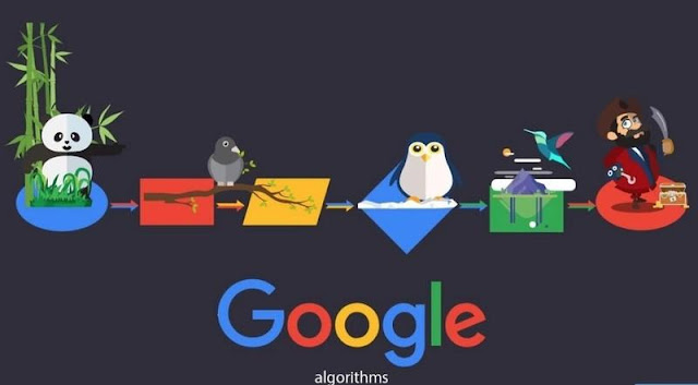 Google Algorithms  or SEO Updates