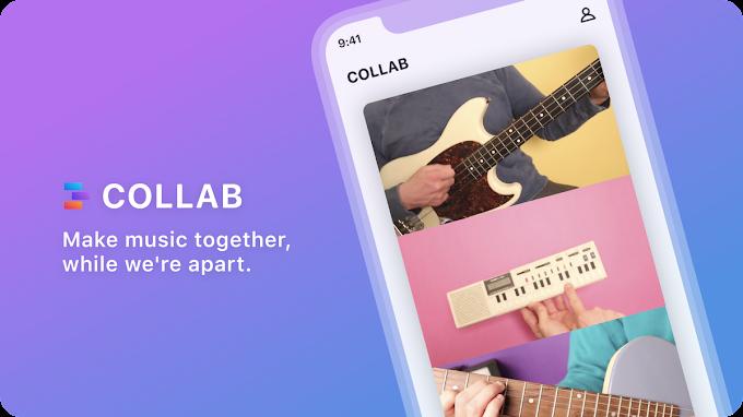 Facebook Launches Collab Music App