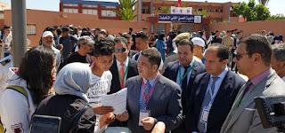 بعد الدورة الاستدراكية..وزارة أمزازي تتوقع ارتفاع نسبة النجاح الى 75 بالمئة في باكالوريا 2019