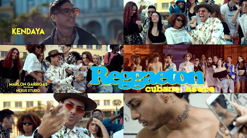 KENDAYA - ¨Reggaeton¨ - Videoclip - Director: Marlon Garrigas. Portal Del Vídeo Clip Cubano