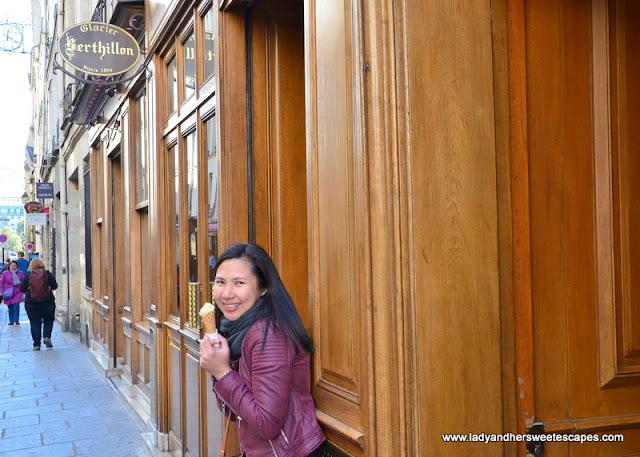 Berthillon Paris