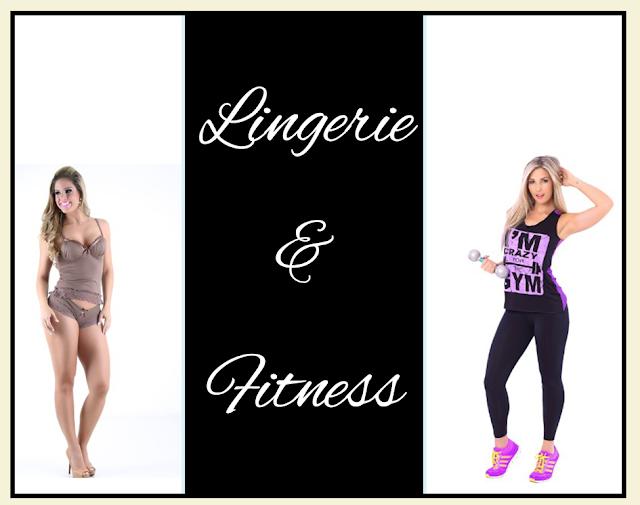 Moda fitness e lingerie: quem não gosta?