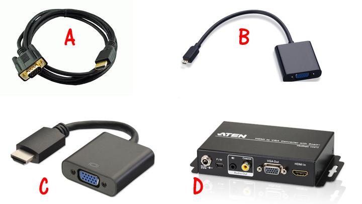 Cara Menghubungkan Receiver Ke Monitor Komputer