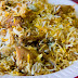 How to make Restaurant Spicy Chicken Biryani