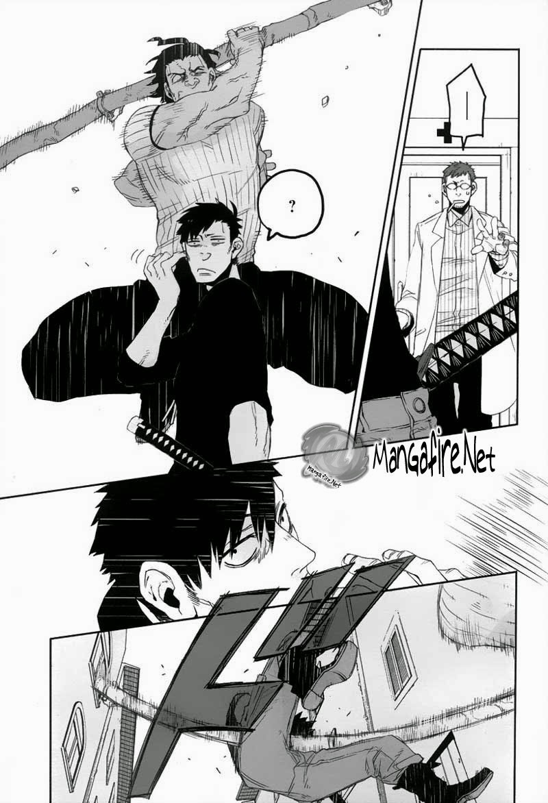 Dilarang COPAS - situs resmi  - Komik gangsta 004 - chapter 4 5 Indonesia gangsta 004 - chapter 4 Terbaru 16 Baca Manga Komik Indonesia 