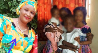 Pregnant Woman And Her Children K!lled In Yobe Fire (Photo)