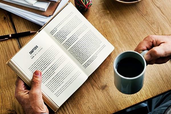 Dicas de livros para homens