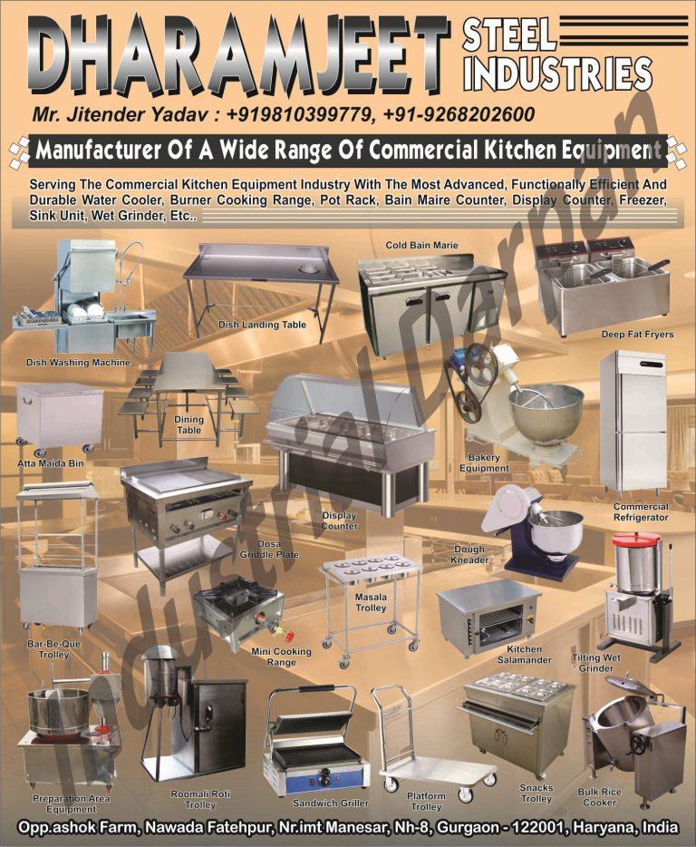 Welcome To Industrial Darpan: DHARAMJEET STEEL INDUSTRIES