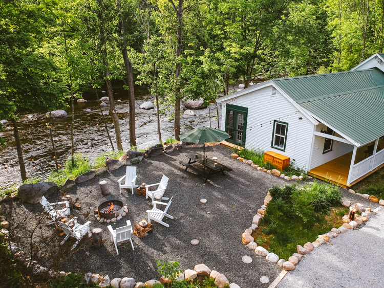 Cosy Weekend Escape: Warner's Camp Cabin