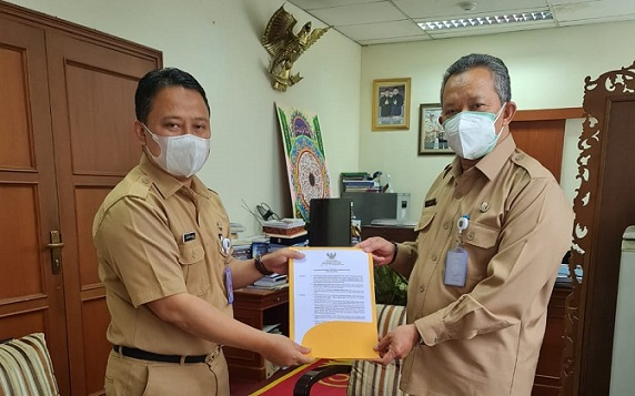 Walikota Tunjuk Sri Utomo Sebagai Pj Sekda Kota Depok