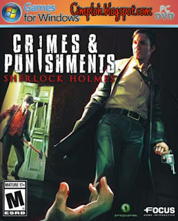 Download Game Sherlock Holmes - Crimes And Punishments PC Full