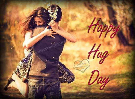 hug day 13 feb