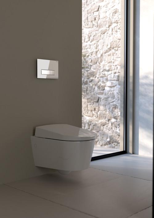 Wonenonline europeanen besparen maar liefst 50 liter water op het toilet per persoon per dag for Wc ontwikkeling