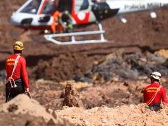 Tragédia de Brumadinho comove bombeiros que trabalham no resgate