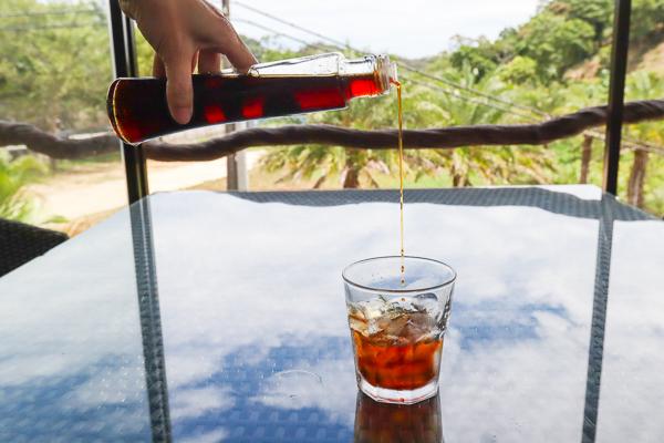 新竹莫內咖啡竹東店南洋峇里島景觀庭園,浪漫台三線重機休息站