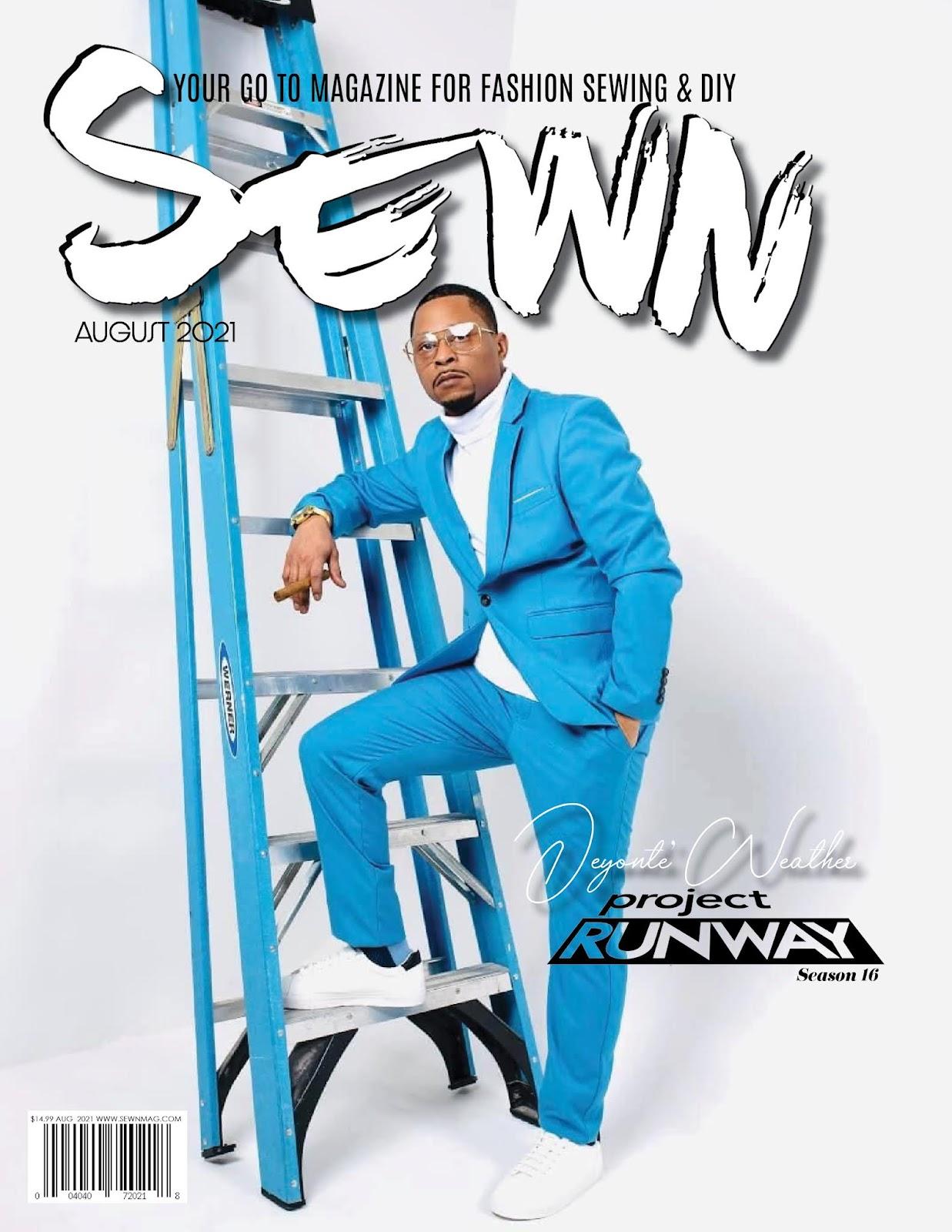 Buy Sewn Magazine