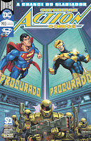 DC Renascimento: Action Comics #995