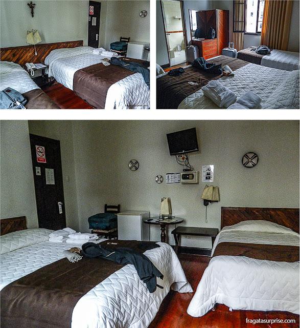 Apartamento do Hotel Señorial, Miraflores, Lima