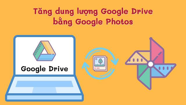 cách tăng dung lượng google drive
