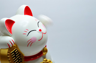 Picture of Chinese Lucky Kitty