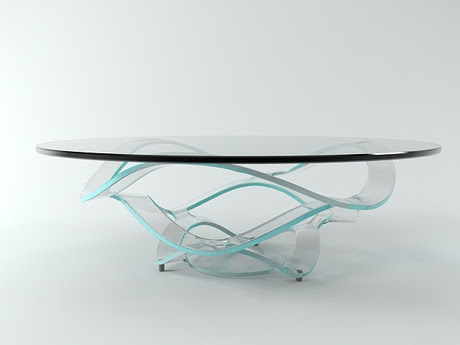 Neolitico Ovale Table