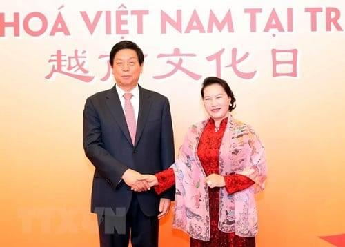 TQ muốn hợp tác với VN về đường sắt nối Việt Nam -Trung Quốc - châu Âu