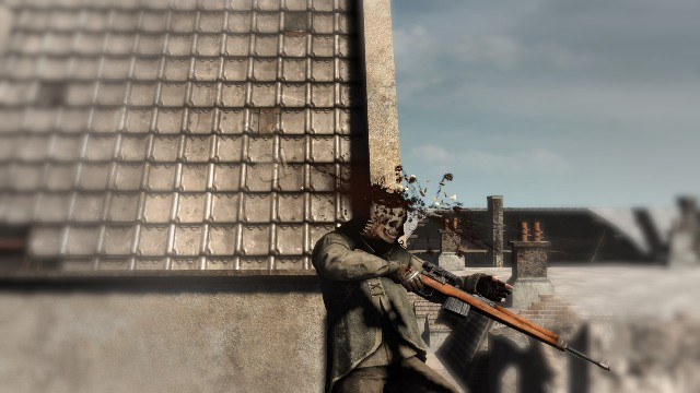 Download Sniper Elite V2 PC Games Gameplay