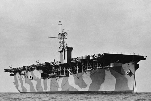 USS Charger 12 May 1942 worldwartwo.filminspector.com