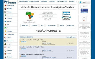 PCI site de Concursos