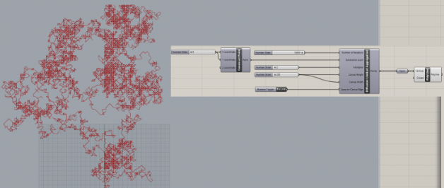 Rhino News, etc : Fractals Grasshopper plug-in now available on