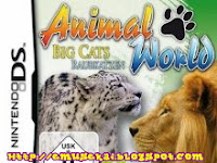 ROM Animal World Big Cats (E) NDS