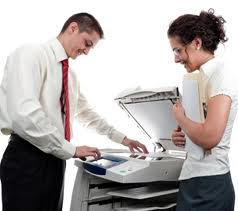 Gambar: How to Operate Copier Machine step by step