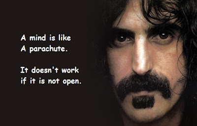 """Frank Zappa Quotes About Open-Mindedness"""