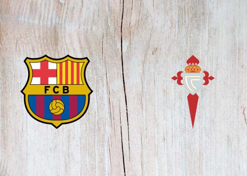 Barcelona vs Celta Vigo -Highlights 16 May 2021