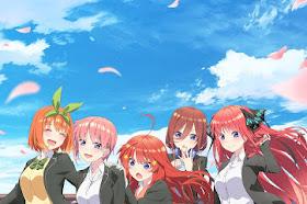 Nhà Có Năm Nàng Dâu Phần 2 (Gotoubun no Hanayome ss2): bộ anime tình cảm hài hước