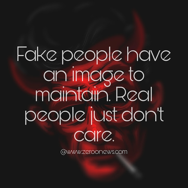Best quotes on fake people , fake friends quotes