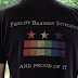 Gross. Jim Comey Sports Gay Flag T-Shirt for Pride Month… Spouts Off About 'Integrity'