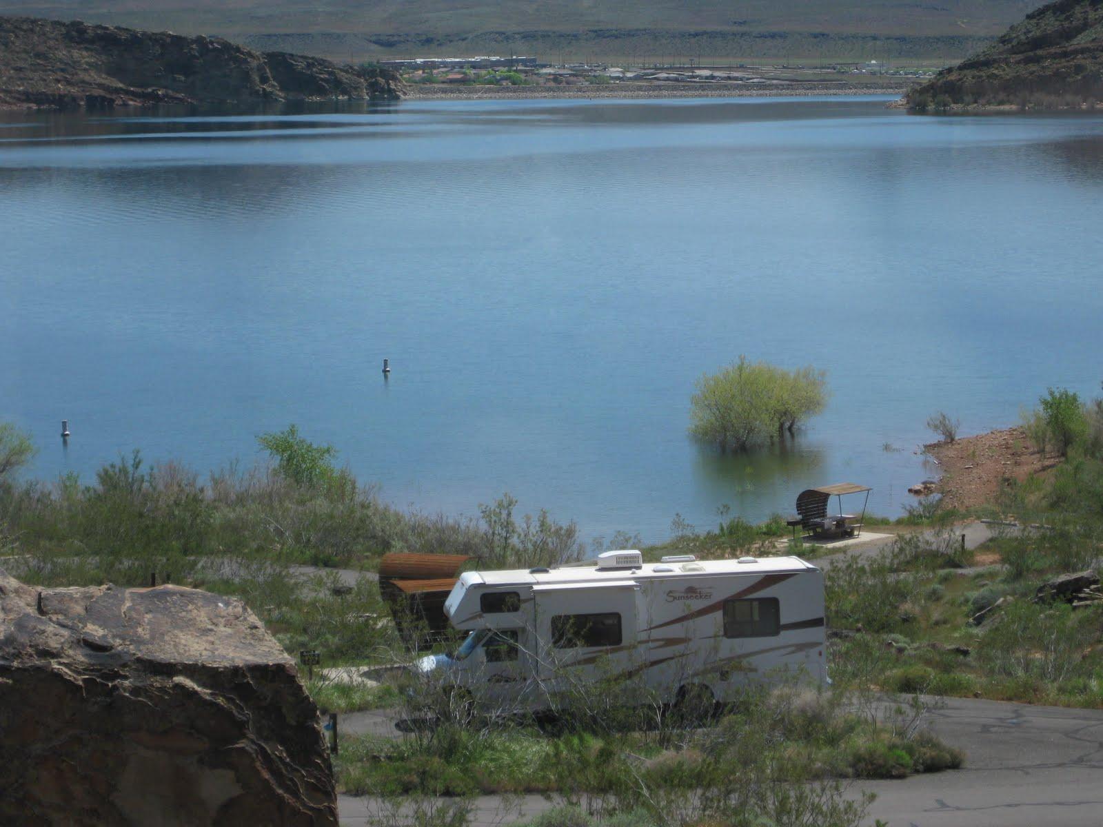 Campgroundcrazy Quail Creek State Park St George Utah