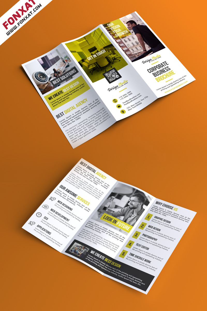 Professional-Trifold-Brochure-PSD-Template